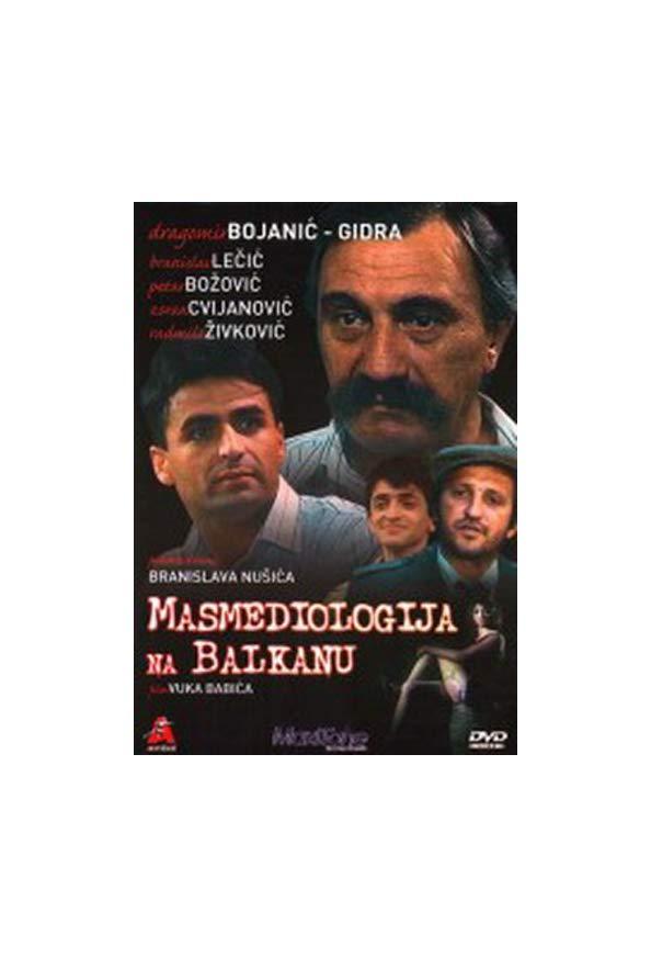 Masmediologija na Balkanu kapak