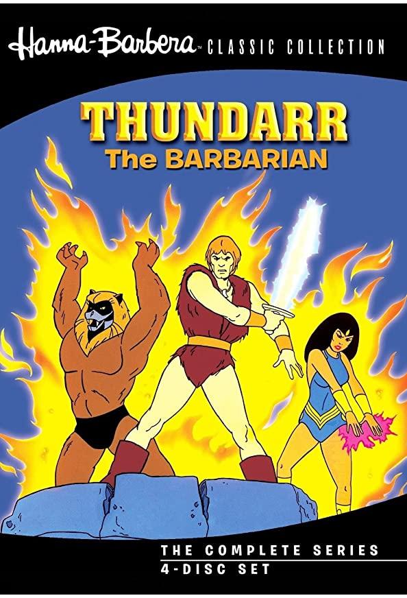Thundarr the Barbarian kapak