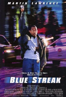 Blue Streak kapak