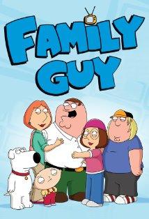 Family Guy kapak