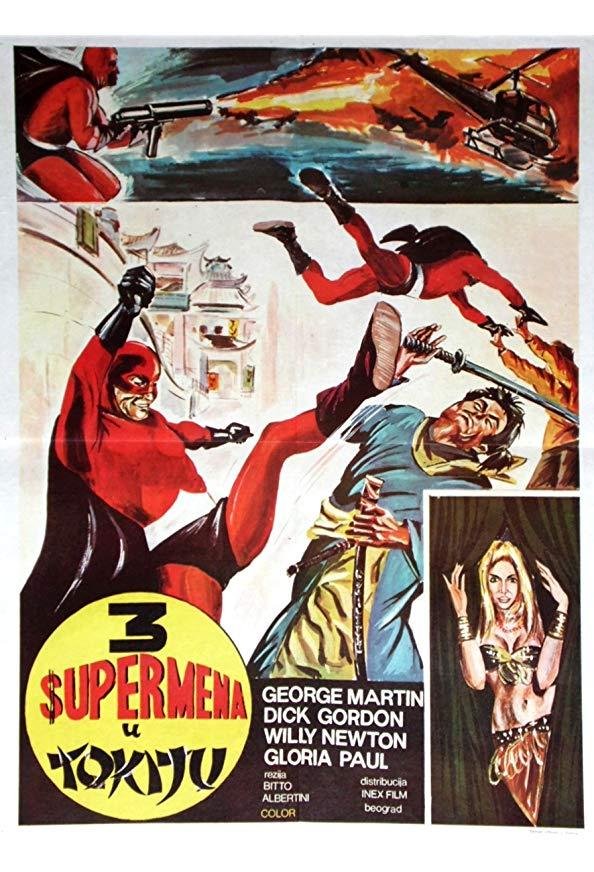 3 Supermen a Tokio kapak