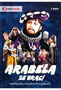 Arabela se vrací kapak