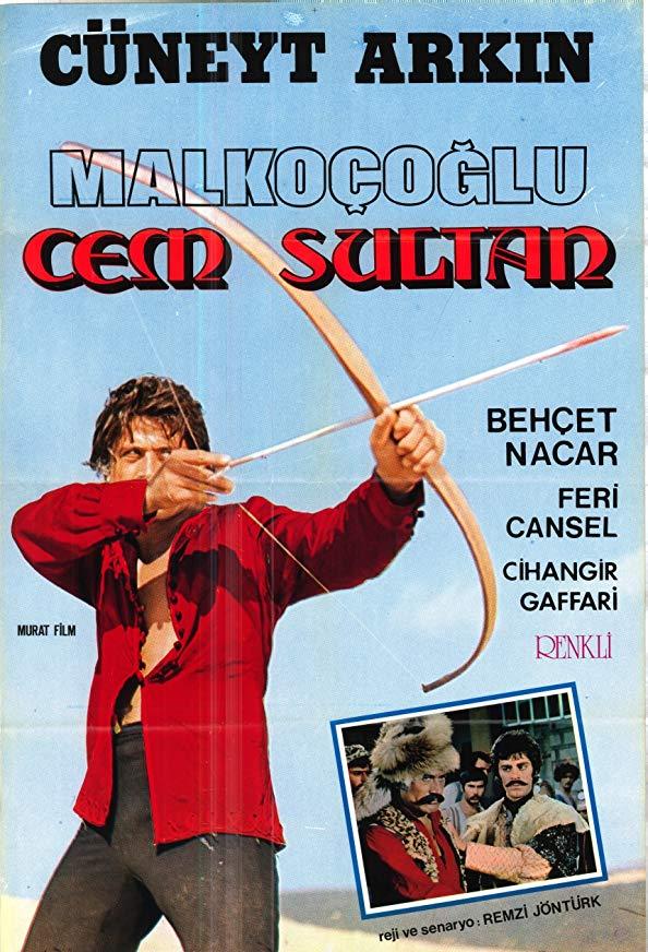 Malkoçoglu - Cem Sultan kapak
