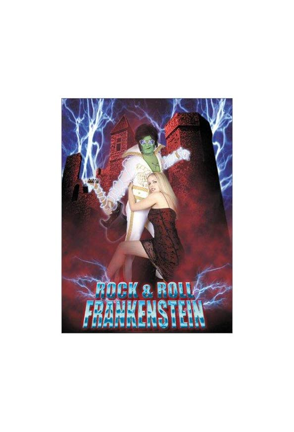 Rock 'n' Roll Frankenstein kapak