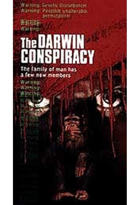 The Darwin Conspiracy kapak