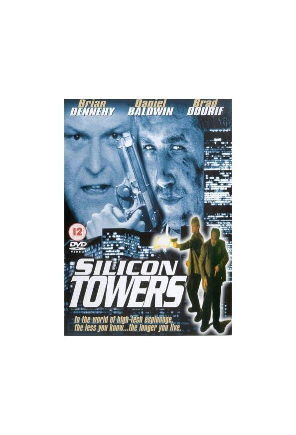 Silicon Towers kapak