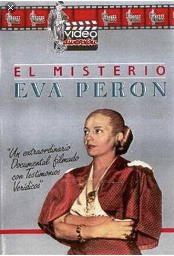 El misterio Eva Perón kapak