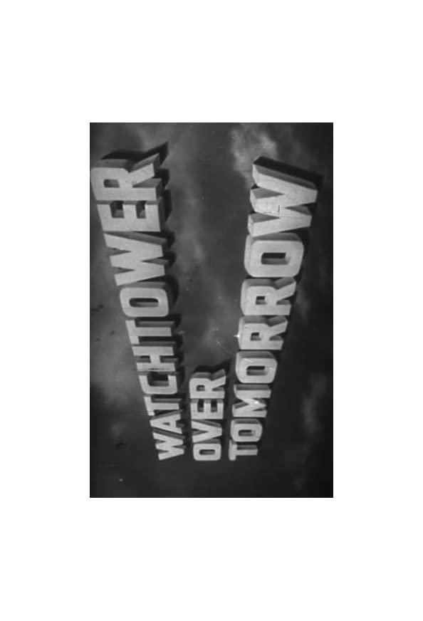 Watchtower Over Tomorrow kapak