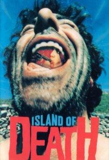 Island of Death kapak