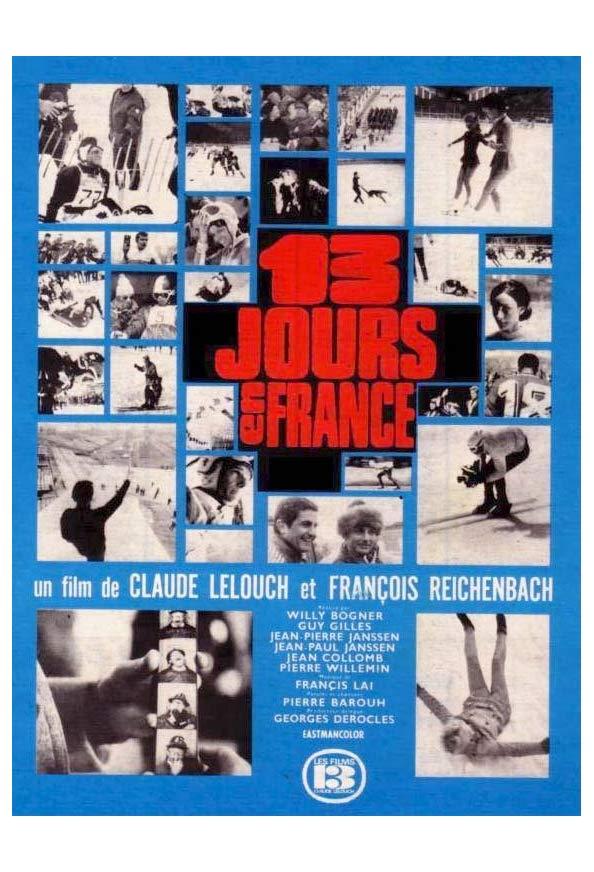 13 Days in France kapak