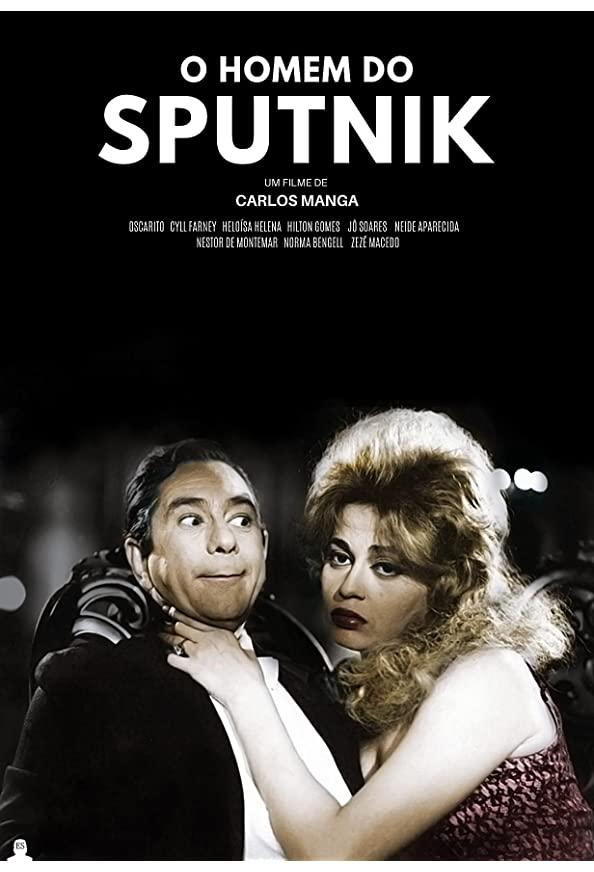 O Homem do Sputnik kapak
