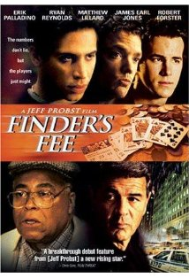 Finder's Fee kapak