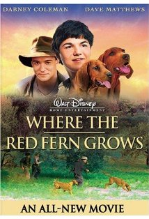 Where the Red Fern Grows kapak