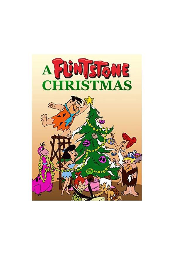 A Flintstone Christmas kapak