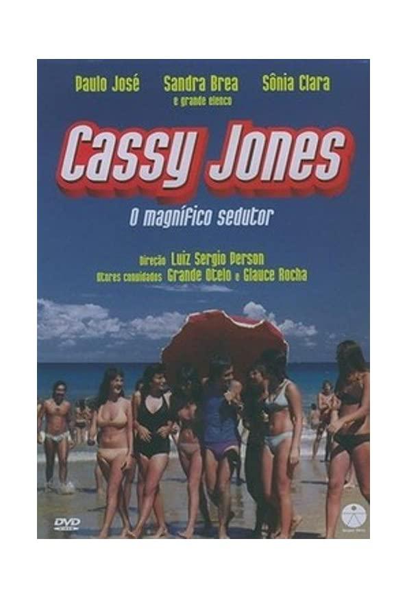 Cassy Jones, o Magnífico Sedutor kapak
