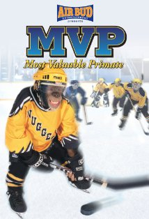 MVP: Most Valuable Primate kapak