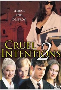 Cruel Intentions 2 kapak