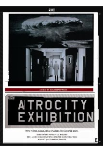 The Atrocity Exhibition kapak