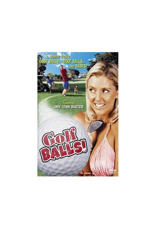 Golfballs! kapak