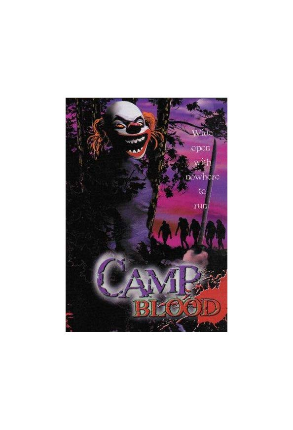Camp Blood kapak