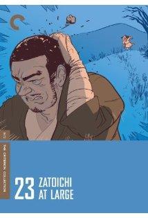Zatoichi at Large kapak