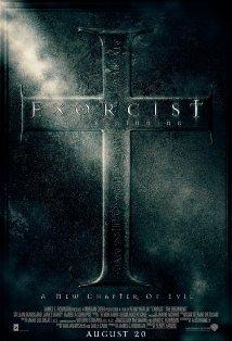 Exorcist: The Beginning kapak