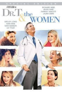 Dr. T & the Women kapak
