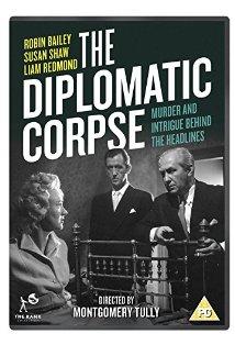 The Diplomatic Corpse kapak