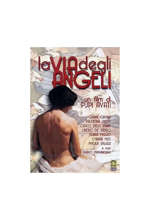 La via degli angeli kapak