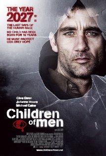 Children of Men kapak