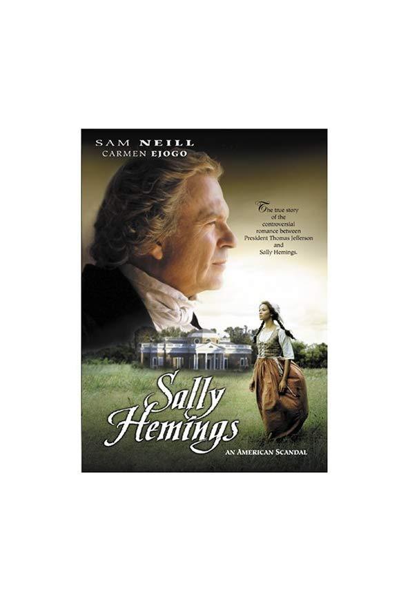 Sally Hemings: An American Scandal kapak