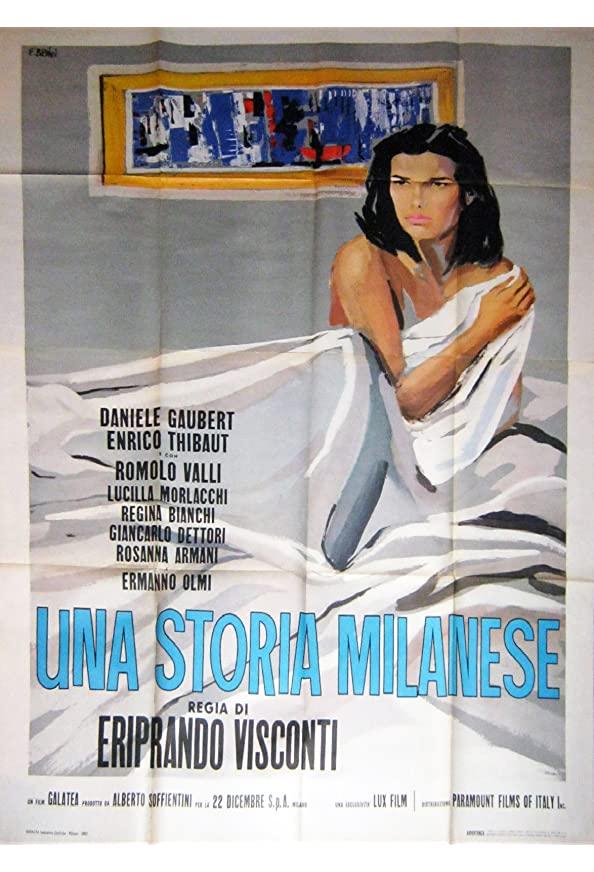 Una storia milanese kapak