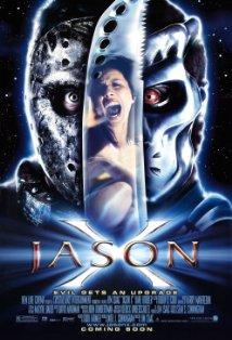 Jason X kapak