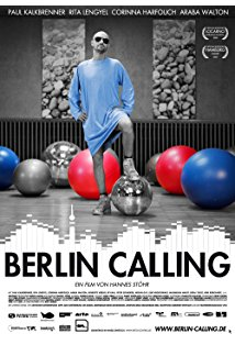 Berlin Calling kapak