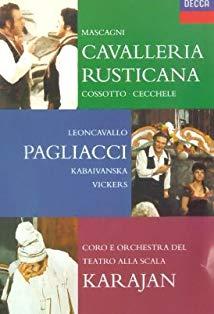 Cavalleria rusticana kapak