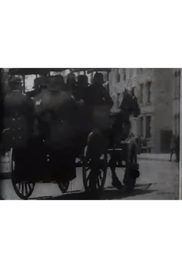 Police Patrol Wagon kapak