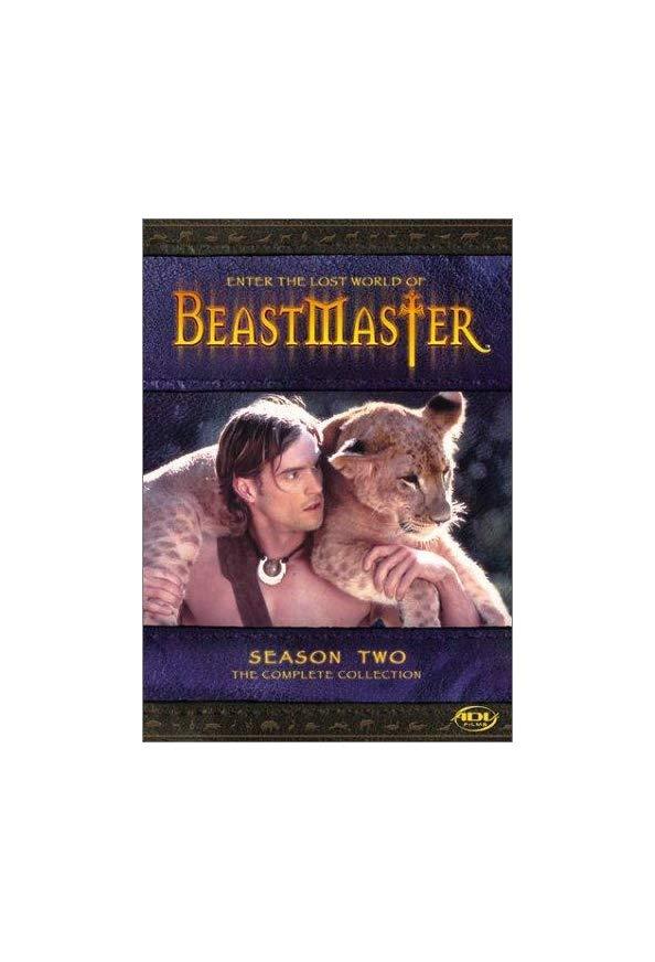 BeastMaster kapak