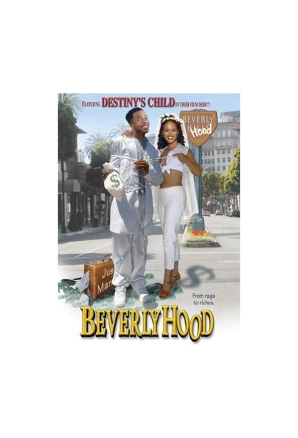 Beverly Hood kapak
