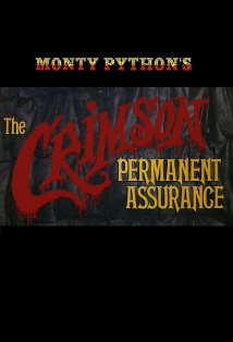 The Crimson Permanent Assurance kapak