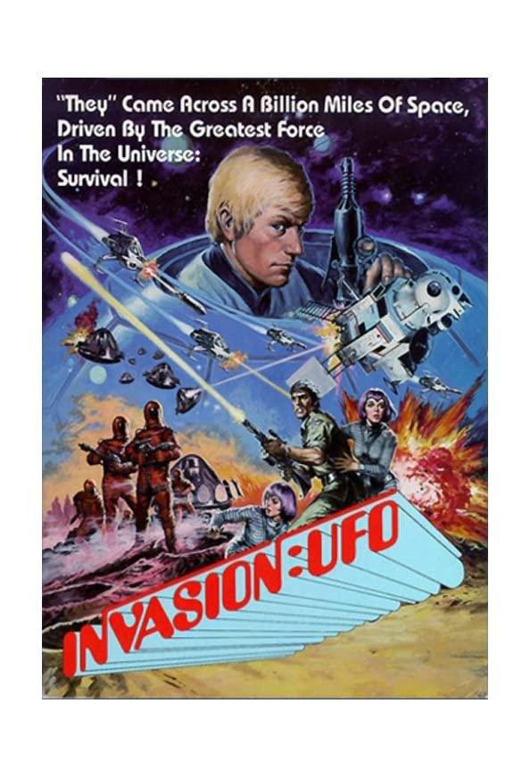 Invasion: UFO kapak