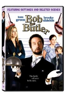 Bob the Butler kapak