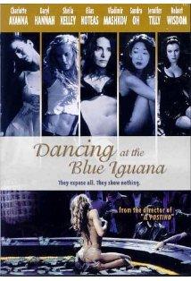 Dancing at the Blue Iguana kapak