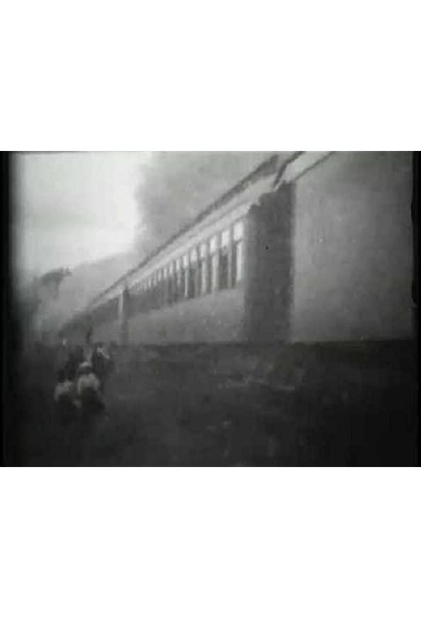 Fast Mail, Northern Pacific Railroad kapak