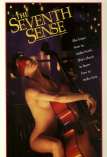 The Seventh Sense kapak