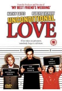 Unconditional Love kapak