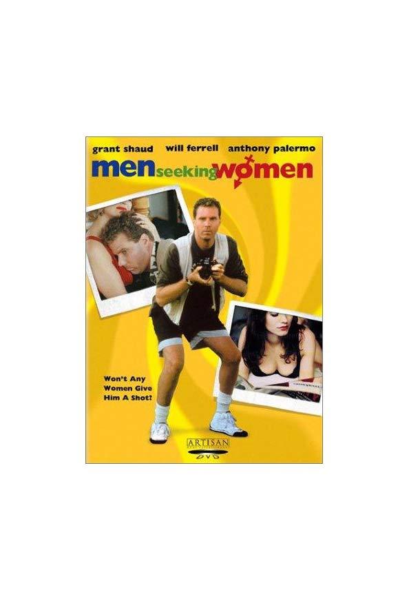Men Seeking Women kapak
