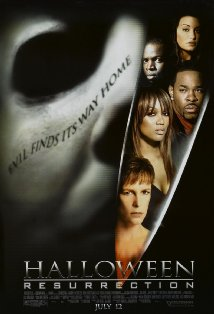Halloween: Resurrection kapak