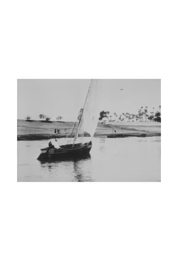 Panorama des rives du Nil kapak
