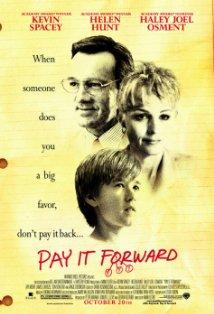 Pay It Forward kapak