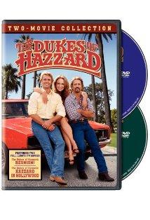 The Dukes of Hazzard: Hazzard in Hollywood kapak